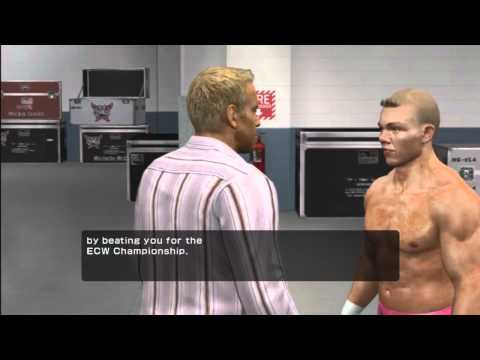 Smackdown Vs Raw 2011: Christian Road to Wrestlemania Ep.1 (Gameplay With Commentary) Video