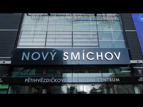 Video Byt 2+kk o výměře 46 m2 s vestavěným patrem o výměře 11m2, Praha 5 - Holečkova ulice.