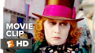 Alice Through the Looking Glass Movie CLIP - Meet Young Hatter (2016) - Johnny Depp Movie HD