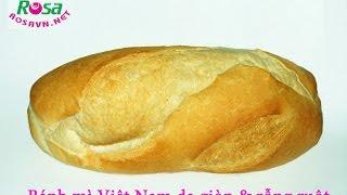 Bánh mì Việt nam đến năm Châu