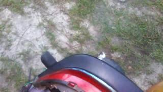 4. Firing up Zx50 after dumping fuel tank