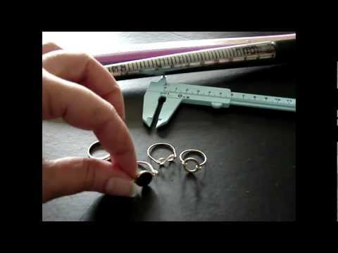 how to measure what size a ring is