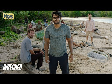 Wrecked: Season 2 Exclusive Sneak Peek [CLIP] | TBS
