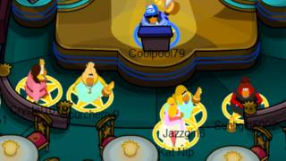 [Club Penguin Cheats] Hollywood Party Awards Show | Feb 21-22 2013 | Bronze Awards