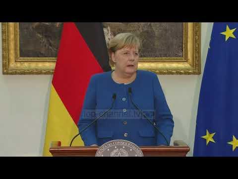 Merkel dhe Conte kГrkojnГ zgjidhjen e problemeve me migrantГt