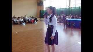 Download Lagu Sandra Niekorek zaśpiewała Piosenke Edyty Górniak-List 28.06.2013 Pyrzyce Mp3