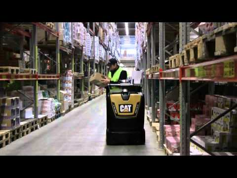 Low Level Order Picker - Cat Lift Trucks
