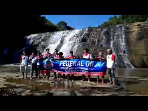 Federal Oil Spesial Feders Touring - Ciletuh Geopark