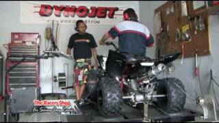 6. 2009 YAMAHA RAPTOR 700R SPECIAL EDITION PROJECT DYNO RUNS