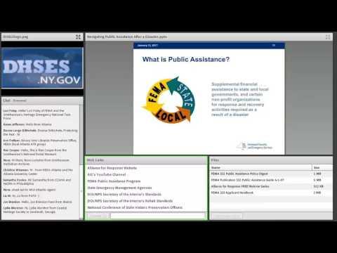 Navigating Public Assistance After a Disaster