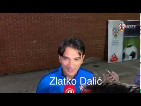 Izbornik Dalić o bjelovarskoj proslavi