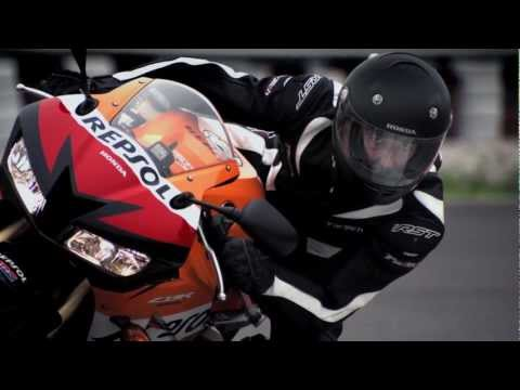 raptorama - 2013 Honda CBR600RR official video HD http://www.facebook.com/Raptorama.
