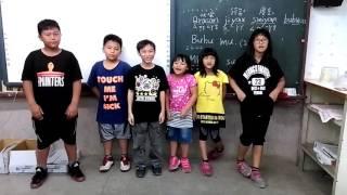 巴萬家族-母語教唱-母親謝謝您- 蘇澳國小 -105.05.04