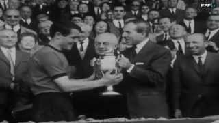Sedan France  city photos : Finale Coupe de France 1965 : Stade Rennais - UA Sedan-Torcy (3-1)