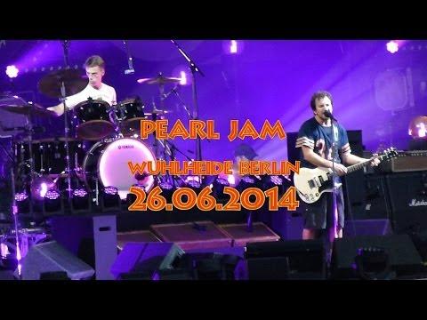 Pearl Jam Live In Berlin 2014.