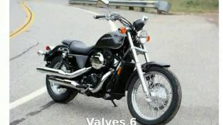 9. 2010 Honda Shadow RS Features & Specification