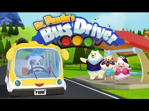 Video of Dr. Panda's Bus Driver