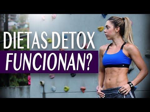 Dietas para adelgazar - LAS DIETAS DETOX REALMENTE FUNCIONAN?