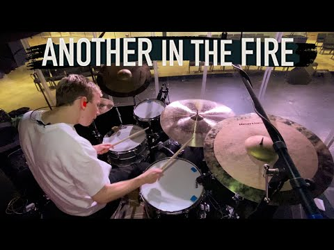 Another in the Fire - Drums - Hillsong United