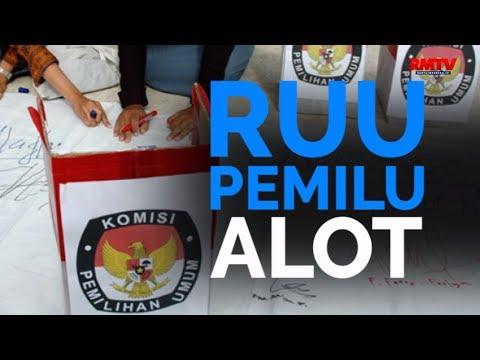 RUU Pemilu Alot