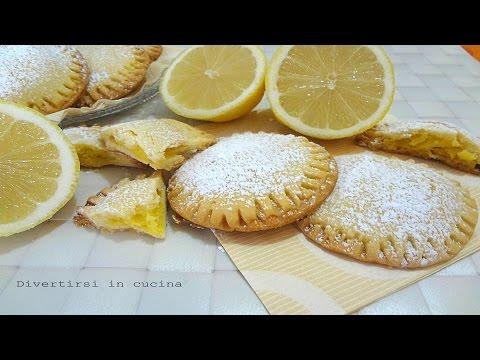 video ricetta: biscotti alla crema di limone.