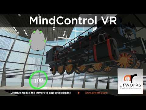 MindControl VR by ARworks at MWC, Barcelona 2017