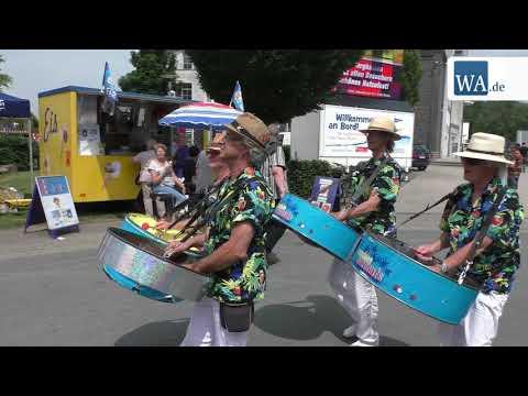 Besucherrekord beim 19 Hafenfest in der Marina Rünthe ...