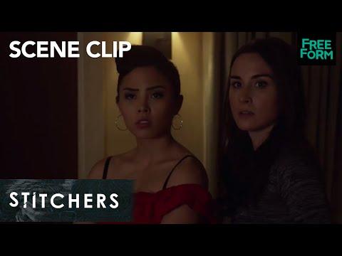 Stitchers   Season 3, Episode 4: Camille Fights For Amanda   Freeform