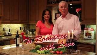 To Romance with Love - A Cookbook for Lovers!