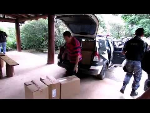 Desarticulada em Carlos Barbosa quadrilha que roubava cargas de cigarros
