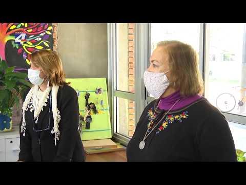 Inspectora General de Primaria recorrió escuelas en Paysandú