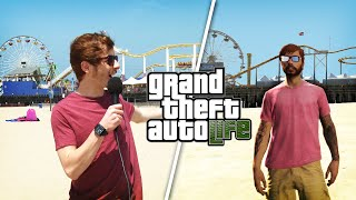Video GTA 5 vs LA VIE: Los Angeles comme Los Santos! SUP3R KONAR MP3, 3GP, MP4, WEBM, AVI, FLV Mei 2017