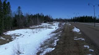 9. Spring riding in Canada - 2017 Arctic Cat VLX 700