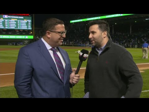 Video: Anthopoulos would be lying if World Series dreams haven't crossed his mind