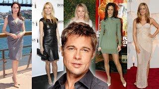 Video Brad Pitt Girlfriend's [1984 - Till Now ] MP3, 3GP, MP4, WEBM, AVI, FLV September 2019