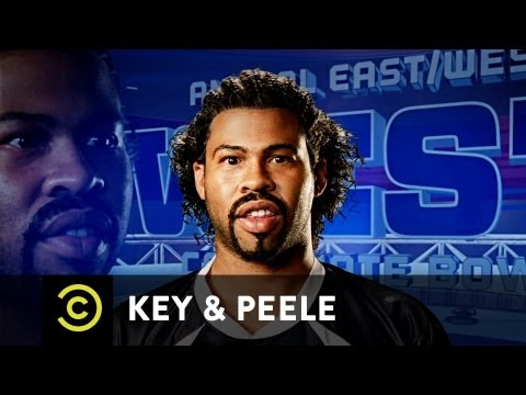 East/West College Bowl - Key & Peele