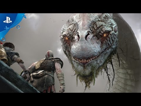 God of War - Be A Warrior: PS4 Gameplay Trailer | E3 2017