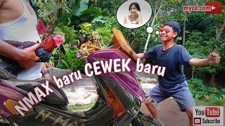 Download Video LawakBali. NMAX baru CEWEK baru..... MP3 3GP MP4