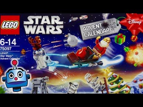 Star Wars Calendario de Adviento de Lego - Especial Navidad 2015