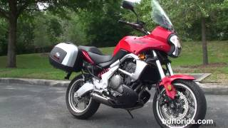 4. Used 2008 Kawasaki Versys KLE650A Motorcycles for sale - New Port Richey, FL