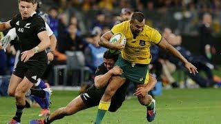 Australia v New Zealand Rd.3 2019 Rugby Championship video highlights | Rugby Championship Video