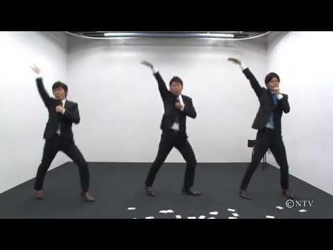 , title : 'アナサー男子3人衆 - 俺たちの、「理不尽(プライド)」振付マニュアル'