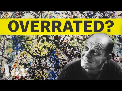 How Jackson Pollock became so overrated