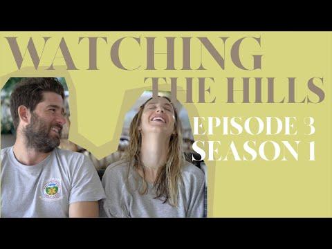 Reacting to 'THE HILLS' | Episode 3, Season 1 | Whitney Port