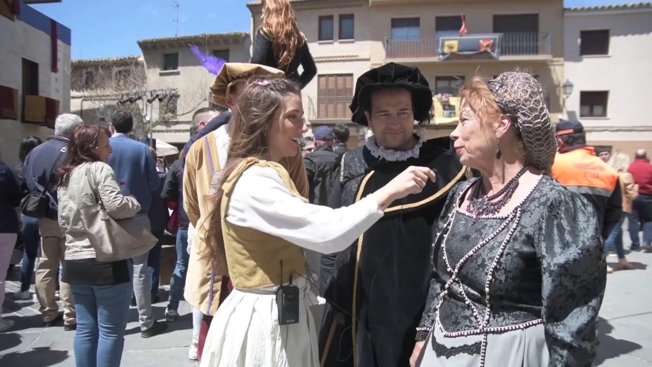 ENTREVISTA VIII FERIA MUDÉJAR