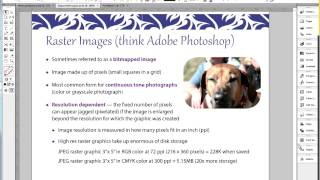 Donna Caldwell CS 72 11A Adobe InDesign 1 Graphics Theory 04 13 2013