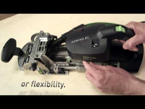 Festool Domino XL Joiner