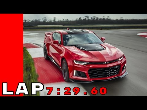 Full Version - 2017 Camaro ZL1 Nurburgring Lap