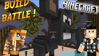 Video UN ÉLÉPHANT TRÈS ETRANGE ! | BUILD BATTLE ( Avec Popigames) | Minecraft MP3, 3GP, MP4, WEBM, AVI, FLV Oktober 2017