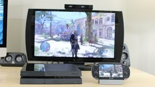 PS4 to Vita Remote Play Overview + Outdoor Test on LTE